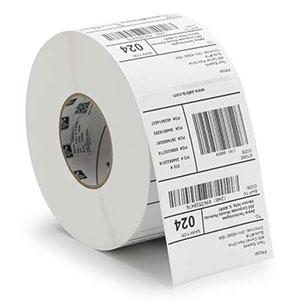 Zebra Barcode Label
